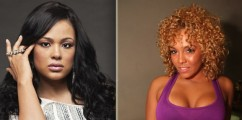 """Girl Fight:Fab & Juelz Baby Momma's throw blows on """"Love & Hip Hop"""" Taping"""