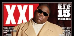 XXL Pays Tribute to Notorious B.I.G. With March 2012 Issue