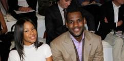 [Word On The Tweets] LeBron James & Girlfriend Savannah Are Engaged!