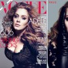 Adele Graces The Cover Of Vogue March 2012 Issue