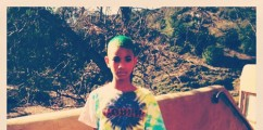 Willow Smith Goes Green: Dyes Short Hair Cut
