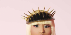 Nicki Minaj Signs Fragrance Deal!!