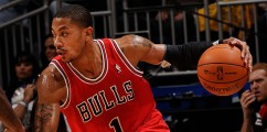 Chicago Bull's Derrick Rose Uneasy With Fame