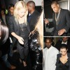 Kim Kardashian, Kanye West: Parties With Jay-Z, Gywneth Paltrow In London