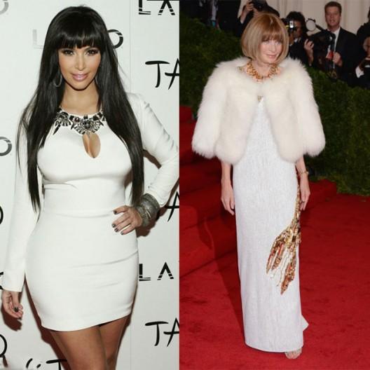 SHUTUPCANDI: Did Anna Wintour Ban Kim Kardashian From The Met Gala?!?