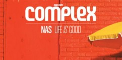 Nas Covers Complex Magazine June/July Issue