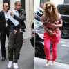 Jay-Z On Daddy Duty In Paris: Spotted Carrying Blue Ivy (Photo)