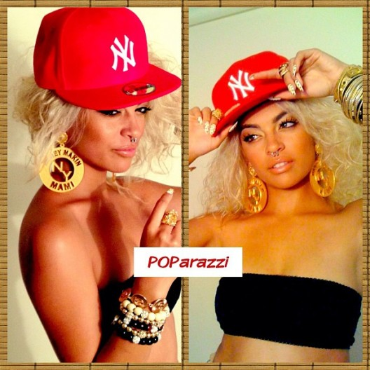 "Rep Your City With  @POParazzi ""CITY LOVE"" Earrings"