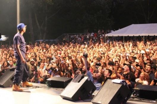 """Nas Announces The """"Life Is Good"""" European Tour"""