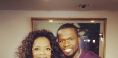 [Video] 50 Cent Buries The Hatchet With Oprah