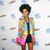 [CELEB STYLE ADDICTION] Solange Knowles Rocks Out In Roberto Cavalli