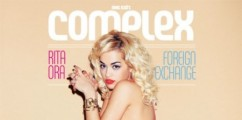 G.O.O.D. Music x Rita Ora Covers Complex's August/September 2012 Issue