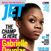 The Champ Is Here: Gabby Douglas For Jet Magazine + Powerful Poem For The Gold Medalist