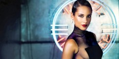 Alicia Keys Reveals New Album Title 'Girl on Fire'