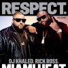 Rick Ross x DJ Khaled For RESPECT Magazine