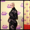 It's Official: Amber Rose Reveals Her Baby Bump At The MTV Video Music Awards