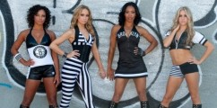 "Brooklyn Nets Cheerleaders Uniforms Unveiled: Inspired By ""Street Fashion"