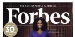 Billionaire Status: Oprah Joins Bill Gates & Warren Buffett On Forbes Cover