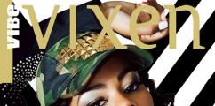Teyana Taylor Covers VIBE Vixen Magazine