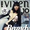 Brandy Covers Vibe Vixen November 2012 Issue