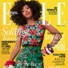 Fashion's New It Girl: Solange Knowles Covers ELLE South Africa November 2012 Issue
