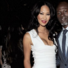 Annnnnd It's A WRAP: Kimora Lee Simmons & Djimon Hounsu Split