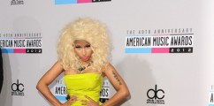 Red Carpet Style: Nicki Minaj, Kelly Rowland, Brandy + More Attend 2012 AMA's