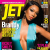 Brandy Graces The Cover Of JET Magazine