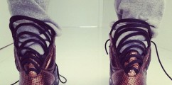 DOPE KICKS ALERT: @TEYANATAYLOR Reveals Her Adidas Originals Harlem GLC Sneakers