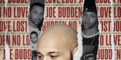 "Album Cover: Joe Budden ""No Love Lost"""
