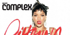 [PHOTOS]  Rihanna Covers 7 Special Editions of Complex Magazine February/March 2013 Issue