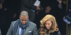 In Case You Missed It: Beyonce Sings National Anthem At Presidential Inauguration (VIDEO)