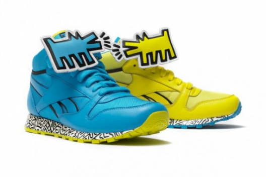 [Fresh or Fugly] Reebok x Keith Haring Foundation Collection