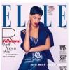 Rihanna Covers Elle UK Magazine April 2013 Issue: Talks Children & Chris Brown