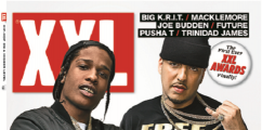 A$AP Rocky And French Montana Cover XXL's March/April Issue