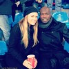 On To The Next: Chad Johnson And New Girlfriend Lauren Popeil Enjoyed Valentine's Day In Spain