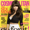 Kim Kardashian Covers 'Cosmo' Magazine + KimYE Pose Nude For L'Officiel Hommes Magazine