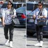Street Style: Cassie Rockin Homies Sweatshirt