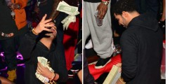 Money Ain't A Thang: Drake Unleashed $50k On Dancers At A Strip Club In Charlotte During CIAA Weekend