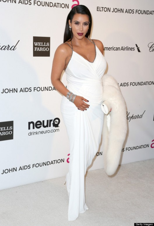 Take It Easy Momma: Doctor's Order Kim Kardashian To Rest After Miscarriage Scare
