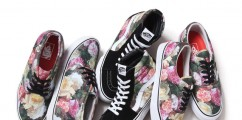 DOPE ALERT: Supreme x Vans 2013 Spring Summer Collection