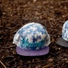 DOPENESS ALERT: Just Don Acid Wash Denim Snapback Caps