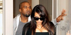 Kim Kardashian & Kanye West Named Their Daughter What?!?