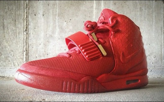 Yo Kicks Addict: Win A Pair Of  The Nike Air Yeezy 2