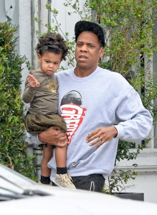 CAN SHE LIVE: Change.org Petition Asks Beyonce to Comb Blue Ivy's Hair