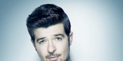 SHUTUPCANDI: ROBIN THICKE ANNOUNCES NEW ALBUM 'PAULA'