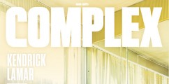 Kendrick Lamar Covers Complex's August/September 2014 Issue