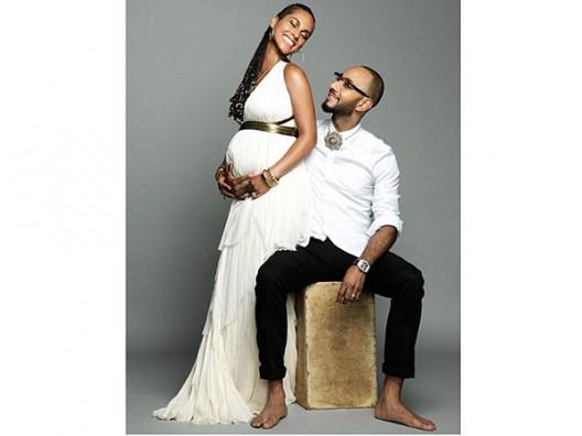 Baby Making News: Swizz Beatz & Alicia Keys Expecting Second Child!!!