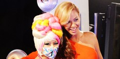 SHUTUP CANDI: @NickiMinaj x Beyonce Set To Release A Collaboration?