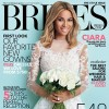 First Motherhood Now Marriage: Ciara Graces The Cover Of Brides Magazine